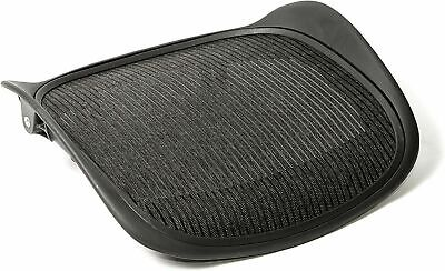 New Replacement Herman Miller Classic Aeron Seat Pan Size B Size Black 3d01 Oem
