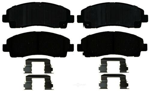 ACDelco 14D1102CH Advantage Ceramic Front Disc Brake Pad Set