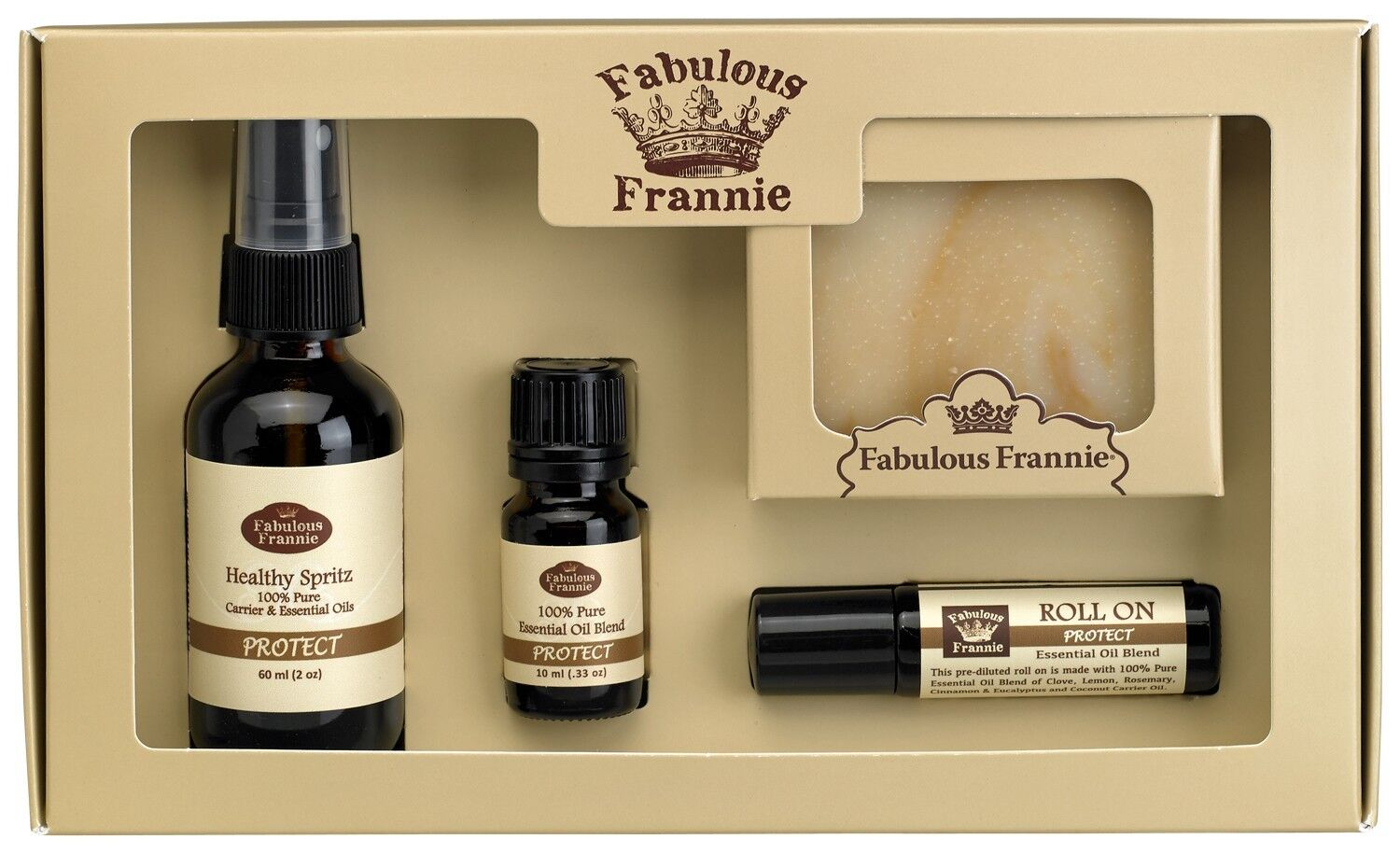 Protect Thieves* Wellness Gift Set with pure essential oils