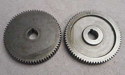 Barber Colman 3 Gear Hobber  Change Gear 73 Teeth