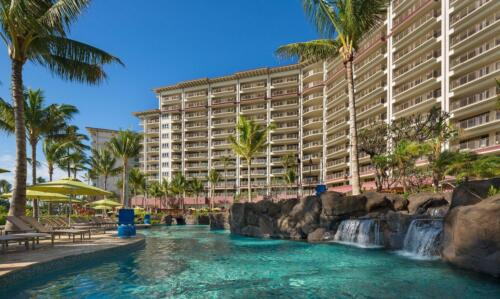 2BR - 2200 HYATT POINTS AT HYAT RESIDENCE CLUB AT KA'ANAPALI MAUI HAIWAII