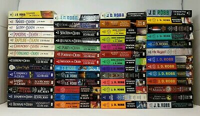 Build a Book Lot Nora Roberts J.D. Robb In Death Series: CHOOSE TITLES FREE SHIP