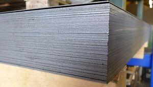 ACCIAIO-DOLCE-FOGLIO-PLACCATO-2mm-SPESSO-1200mm-X-500mm-SI-PU-UTILIZZARE-LASER