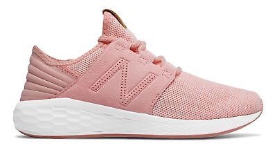 New Balance Kid's Fresh Foam Cruz Knit Big Kids Female Shoes Pink