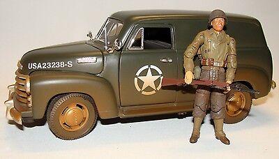Weltkrieg US Armee Chevrolet Panel Lkw Passt Bbi (Armee Passt)