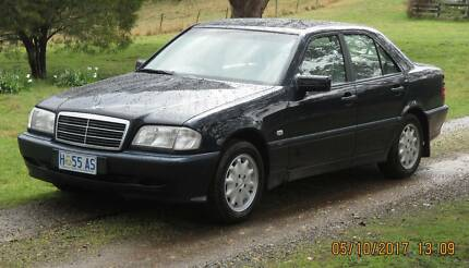 Mercedes C200 1998 Auto 5 Speed