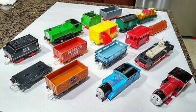 Assorted Thomas the Train Engines Cars Tenders 2009-13 Mattel Gullane Limited
