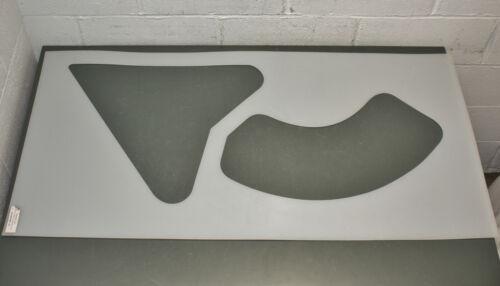 "PARTIAL - RAE Pavement Stencil Directional Turn Arrow STL-108-8485, 40"" x 17"""