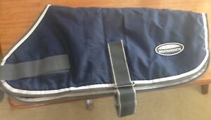 Weatherbeeta Dog Coat - size 60cm (for a large dog) Newstead Launceston Area Preview