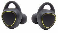 Samsung Gear IconX In-Ear Wireless Fitness Earbuds Headphones Black Blue White