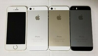 Apple Iphone 5S AT&T Metro Sprint T-Mobile U.S. Cellular Unlocked - All Colors