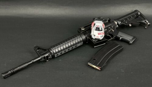Blackcat Mini Model High Precision M4A1 - (Shell Eject, Black) For Display Only