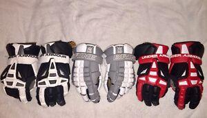 Lacrosse gloves, Lacrosse heads