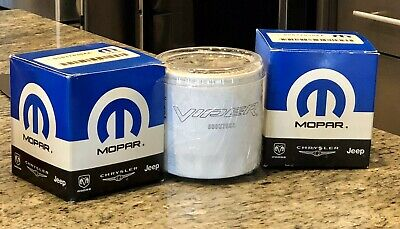 1997-2006 Dodge Viper 8.0L Engine Oil Filter Mopar Performance OEM