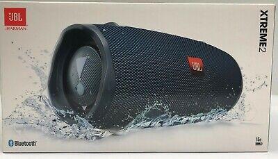 JBL Xtreme 2 Portable  Bluetooth Waterproof Speaker, Blue *XTREME2BLU
