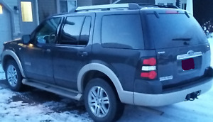 2007 Ford Explorer Eddie Bower SUV, Crossover