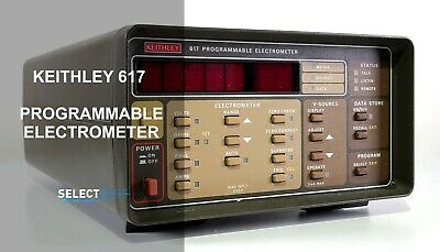 Keithley 617 Programmable Electrometer Look Ref. 573g