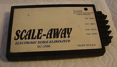 Scale-away Sc-1500 Electronic Scale Eliminator