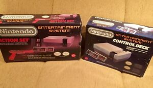 Nintendo nes boxes only