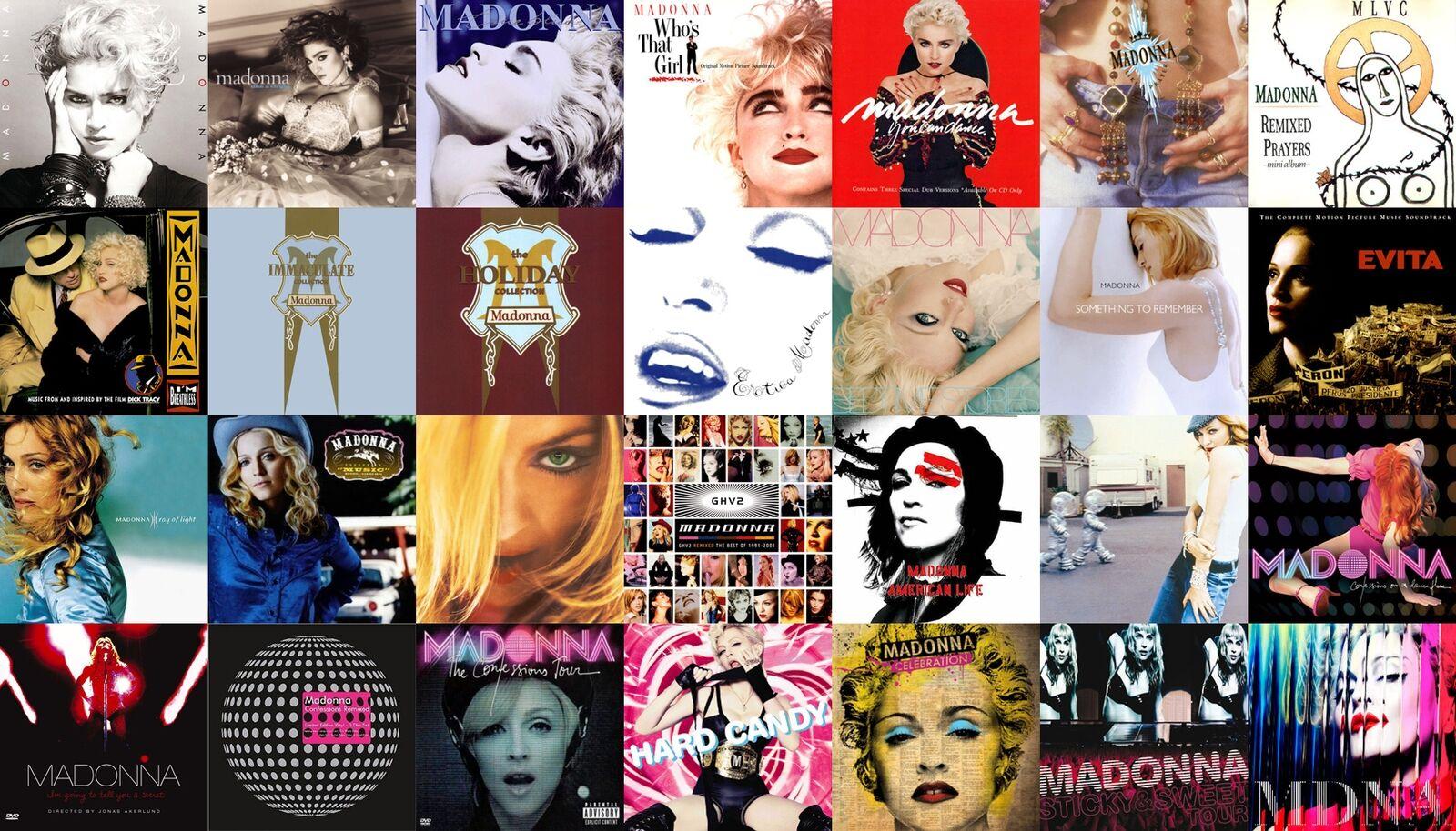 Madonna Mania Memorabilia