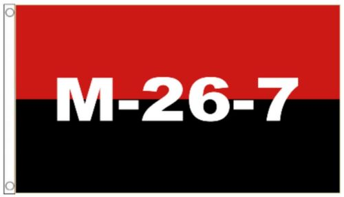Cuba 26th of July Movement M-26-7 5