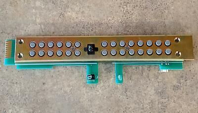 Diebold Atm Control Keyboard Cca Dispenser 49012945000a Fast Free Ship L5-7