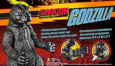 Toynami Shogun Warriors 1964 Classic Godzilla 19