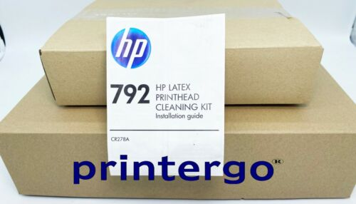 HP 792 Printhead Cleaning Kit CR278A For HP Latex 260 Latex 280 L26500 L25500