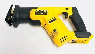 DEWALT DCS387B 20V 20 Volt Max Lithium Ion Compact Reciprocating Saw Tool Only