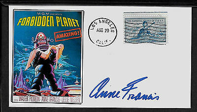 1954 FORBIDDEN PLANET Featured on Collector's Envelope *A405