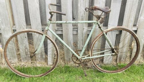 Tribune American Bicycle Company Black Blue Streak Vintage Bike Corbin Duplex (6000 USD)