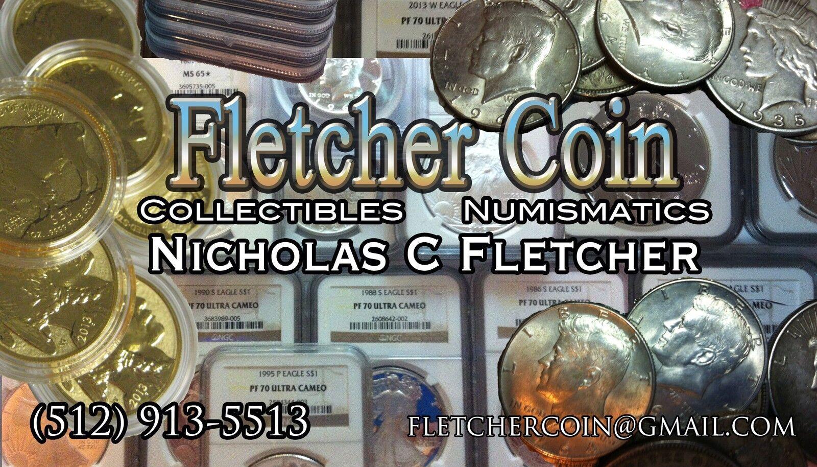 FletcherCoin&Collectibles