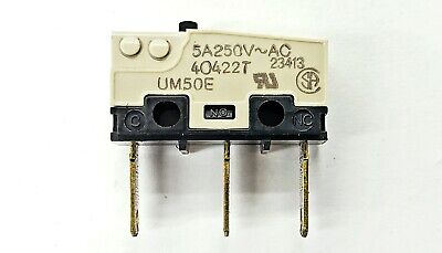 Um50e70a01-bg Spdt- On-on Sub Mini Pin Plunger Switch 5a 125250v Ac