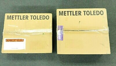 Mettler Toledo Shipping Scale With Stainless Steel Platter Bc150