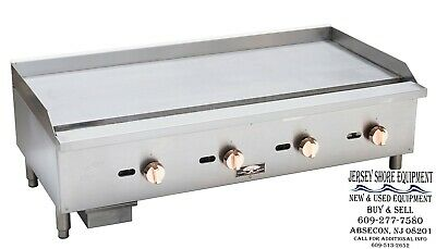 Copper Beech Cbmg-48 Griddle Gas Countertop