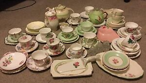 Bulk lot of English china Epping Whittlesea Area Preview
