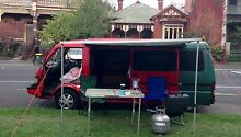Campervan for sale! Ford Econovan perfect for 2 travellers. Fitzroy North Yarra Area Preview