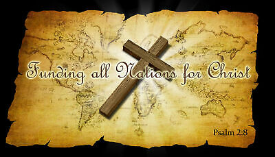 Funding all Nations for Christ inc.