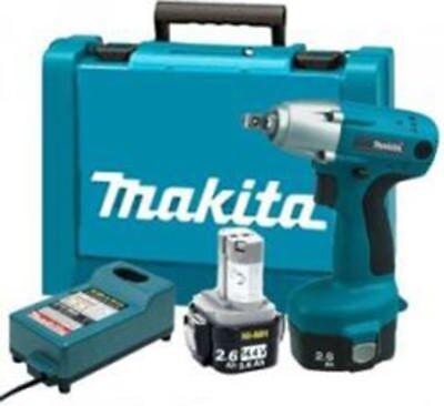 Nib Makita 6934fdwde 12 14.4v Impact Wrench Cordless Wrench