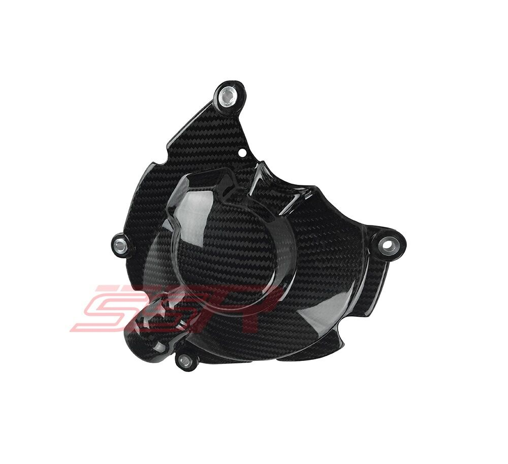 2015 2016 Yamaha R1 R1M R1S Twill Carbon Fiber Engine Clutch Case Cover Guard