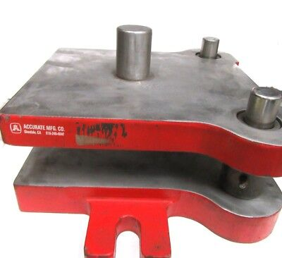 New Accurate 0808m1 Punch Press Die Set