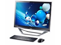 """SAMSUNG 23.6"""" Series 7 Touchscreen All-in-One PC"""