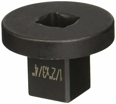 "Grey Pneumatic Corp. 2238RA 1/2"" Female X 3/4"" Male Reducing Sleeve Adapter"