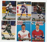 Lot 6 cartes Classic Draft Picks 1992-93 (H91)