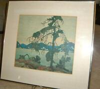 Tom Thomson (Father of Group of Seven) The Jack Pine (Print)