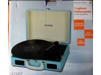 Record-player Denver VPL-120 Blue