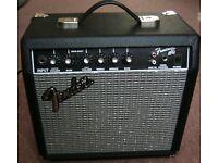Fender Frontman 15G Electic Guitar Amp