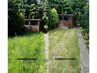 GARDEN PLANET - Gardening Services - Lawn Mowing | Jet Wash Cleaning | Weeding | Hedge Trimming