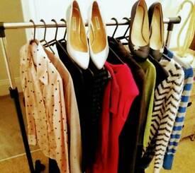 Ladies Clothes/ Shoes