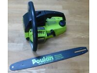 Petrol Chainsaw - Brand New